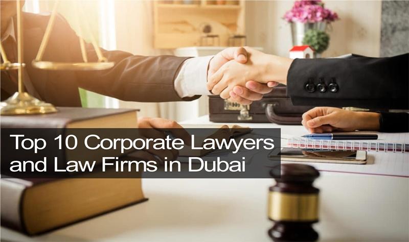 Corporate Law Firms in Dubai